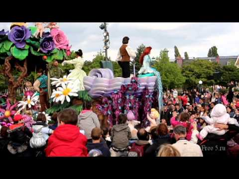 Disneyland Park France Paris -- The Little Mermaid | Диснейленд Парк Париж -- Русалочка