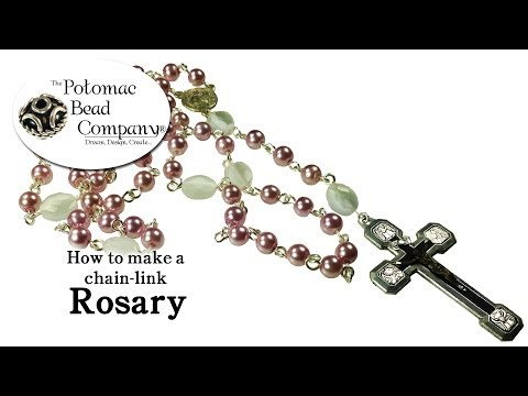 How to Make a Chain Link Rosary