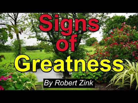 9 Signs of Your Future Greatness - Increase Your Energy Field & Magnetism with the Law of Attraction
