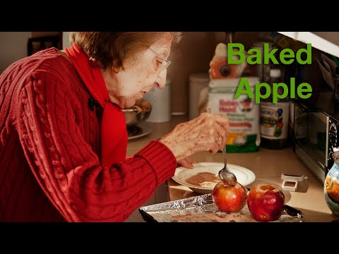 Great Depression Cooking - Baked Apples