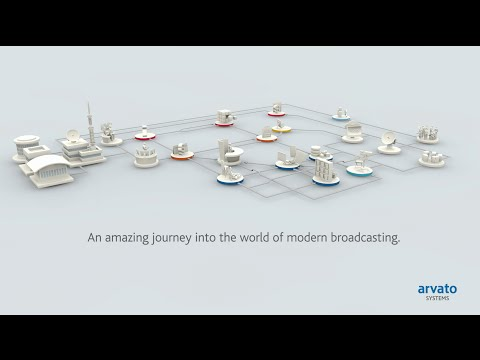 Workflow: An amazing journey into the world of modern broadcasting