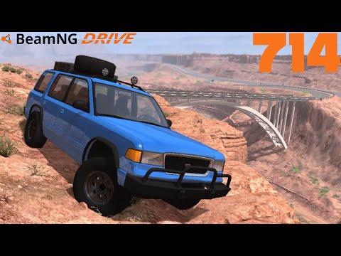 BEAMNG DRIVE #714 I Platzende Reifen I Let's Play BeamNG Drive mit GCG [Alpha] [HD]