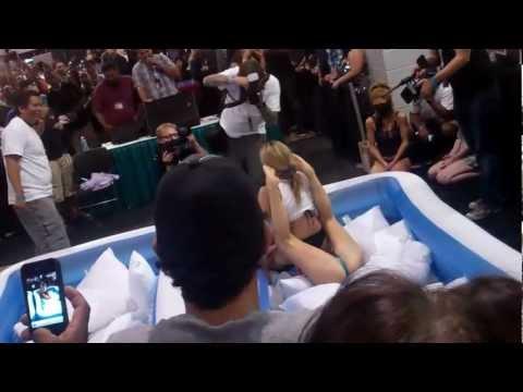 Xxx Mp4 Exxxotica Chicago 2012 Alexis Texas Wrestles Tanya Tate 3gp Sex