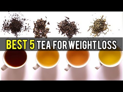 List of 5 Amazing Tea for Weight Loss and Obesity Control