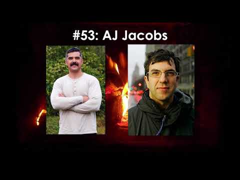 Art of Manliness Podcast #53: Experimenting with Your Life With AJ Jacobs | The Art of Manliness