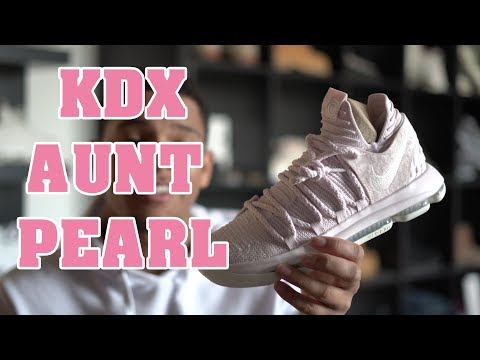 KDX Aunt Pearl Quick Look + Review
