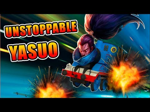 TheWanderingPro - My Yasuo Is Unstoppable !