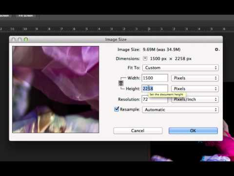 Photoshop: How to batch process a folder of images using Actions
