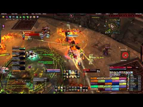 WoW: Prot Paladin - Kargath Bladefist (Raid Finder)