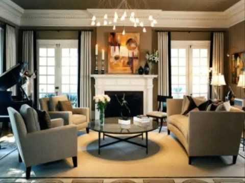 open concept living room layout ideas