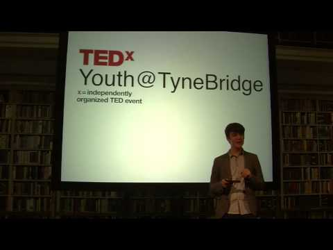Boys Will Be Boys: Jacob Armstrong at Tedxyouth@Tynebridge