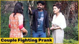 Cheating on Girlfriend Prank Ft. Shweta Tripathi (Gone Kesh)   The HunGama Films