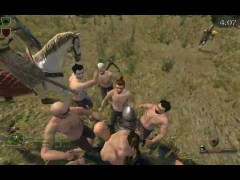 Punched to death - Pierce vs POM - Mount and Blade: Warband