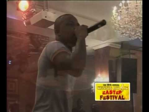 DAGRIN PERFORMING @THE 12th ANNUAL KENNIS MUSIC FESTIVAL