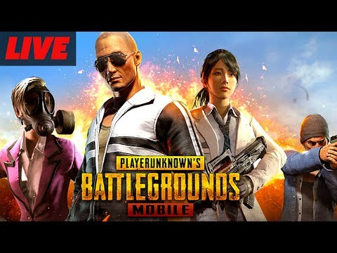 PUBG Mobile on iPhone X Gameplay Live