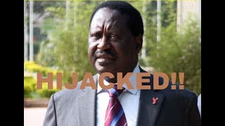 Has Raila Been Hijacked By His Radical Massive Support Base?
