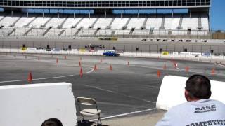 Goodguys 2011 Autocross At  Texas Motor Speedway 67 Chevelle.