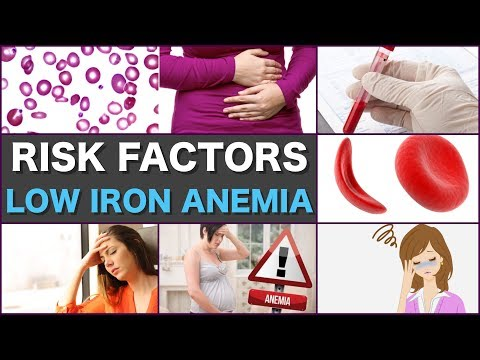 Risk Factors Iron Deficiency Anemia Who Have Risk of Iron Deficiency Anemia?
