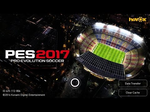 PES 2017 on Android + link for download on Google Play !