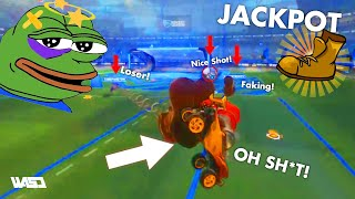 POTATO LEAGUE #111 | TRY NOT TO LAUGH Rocket League MEMES and Funny Moments