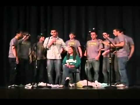 Most Beautiful Girl In The Room (Acapella) - The Wayland High School Testostertones