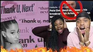 Ariana Snapped   Ariana Grande  Thank U Next Audio  Reaction
