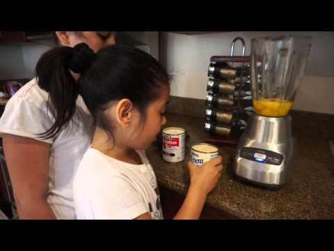 how to make Chocoflan Cake