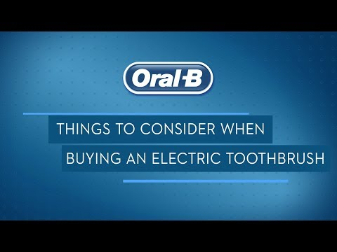 Things to Consider When Buying an Electric Toothbrush   Oral-B