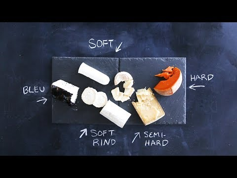How to Build a Cheese Plate- Kitchen Conundrums with Thomas Joseph