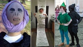 People Who Had The Most Genius Costumes Ever
