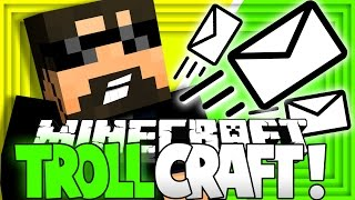Minecraft: TROLL CRAFT |  RETURN MAIL TO SENDER [34]