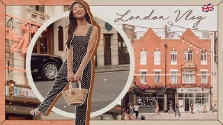 All I Did in London Was Eat   London Vlog