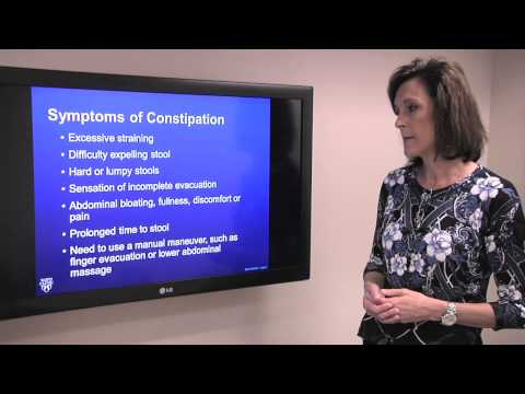 Constipation: Causes and Symptoms - Mayo Clinic