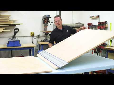 Kreg Accu-Cut™ Tip: Clear Away Sawdust to Ensure Great Grip