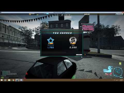 How to Level Up QUICKLY in Need for Speed World 2017