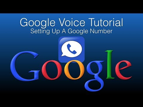 How To Setup A Google Voice Number