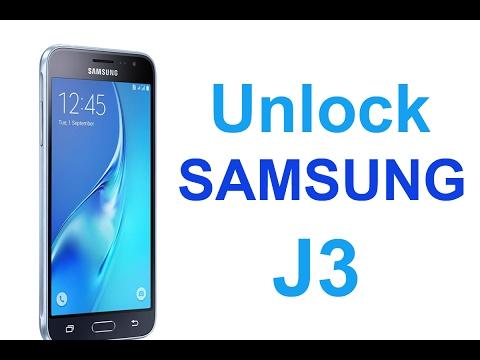 Unlock Code For Samsung J3 Unlocking - Official Unlock Method