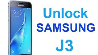 How To Unlock J3 Luna Pro S337TL Unlock Without Credit | J3