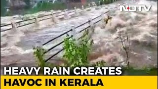 Three, Including A 9-Year-Old, Killed As Heavy Rain Causes Landslide In Kerala