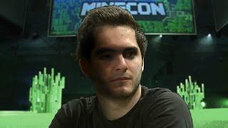 Awkward moments back at Minecon 2012