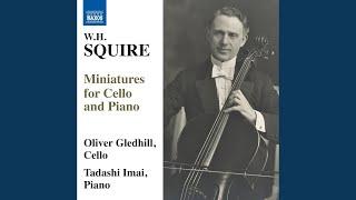 Tarantella By William H Squire Suzuki Cello 6 Pakvim