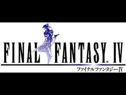 Final Fantasy IV Español - Parte 17 - Espada Excalibur y Silfo