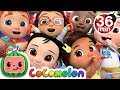 The More We Get Together 2 More Nursery Rhymes Kids Songs CoCoMelon