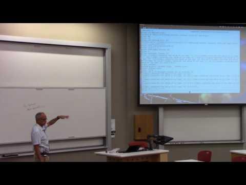 Atlas Workshop - Adams - Vogan duality, Part a