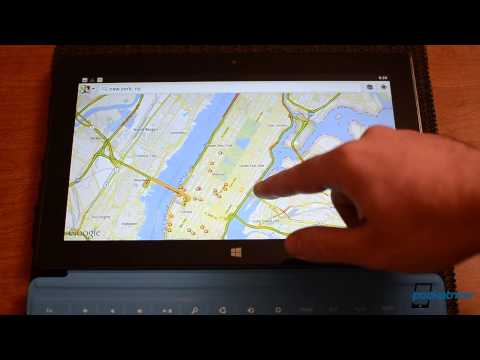 Running Android Apps on the Surface Pro