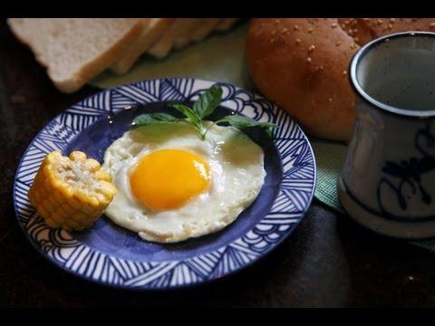Best Half Fried Eggs