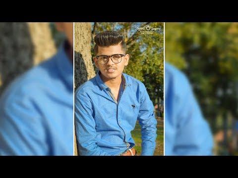 How to make side blur in Photoshop 7.0 In Hindi / Urdu