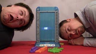 Tetris Tower 3-D   Ashens & Guru Larry