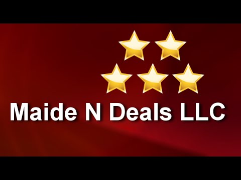 Maide N Deals LLC Katy Amazing Five Star Review by Carlos M.