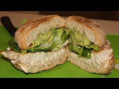 Delicious Chicken Club Sandwich!